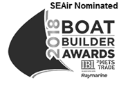 Logo Boat Builder Awards 2018